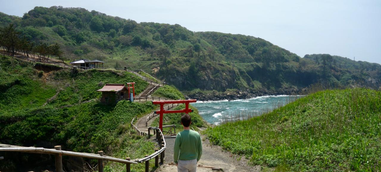 Tedorigawa Canyon Road Trip